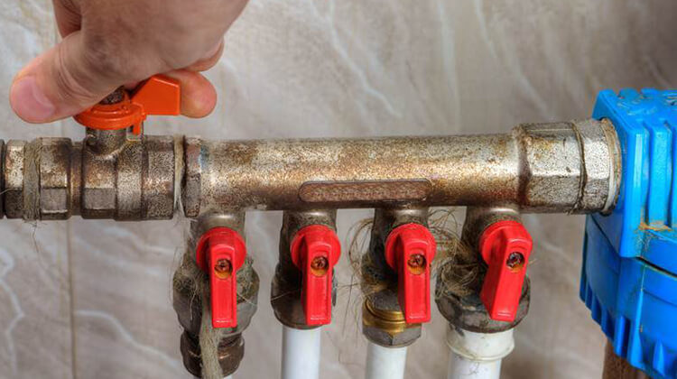 Shutoff valves are found on water, gas and oil throughout your home or business. Shut off valves are installed to facilitate means of isolation when emergency shut off is required or service...